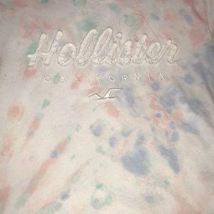 Tie dye pastel colors Hollister